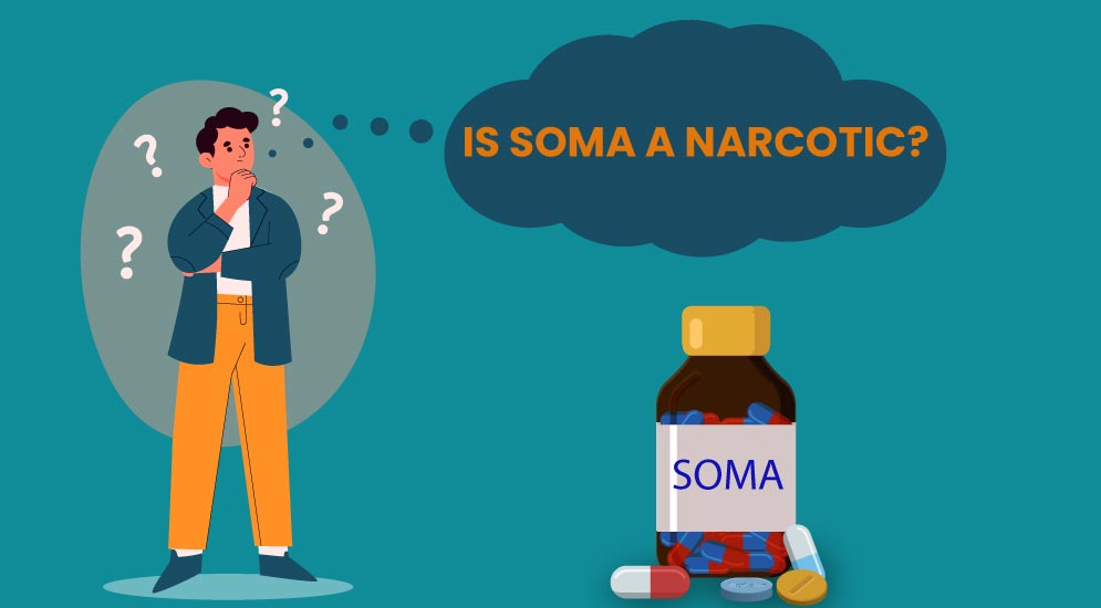 is soma a narcotic