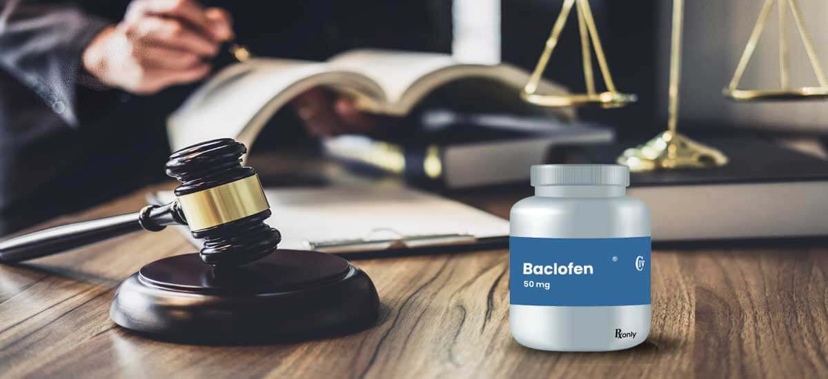 Is Baclofen a Controlled Substance